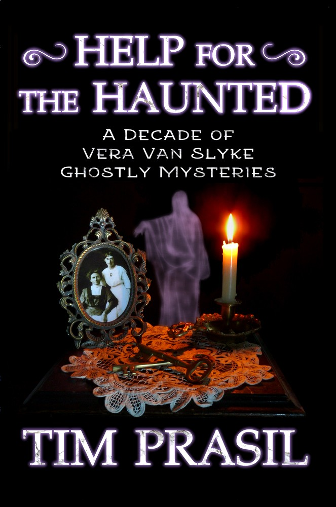 Help for the Haunted Front Cover
