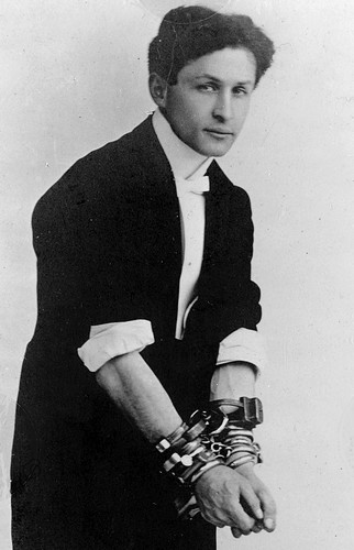 Harry Houdini 1905