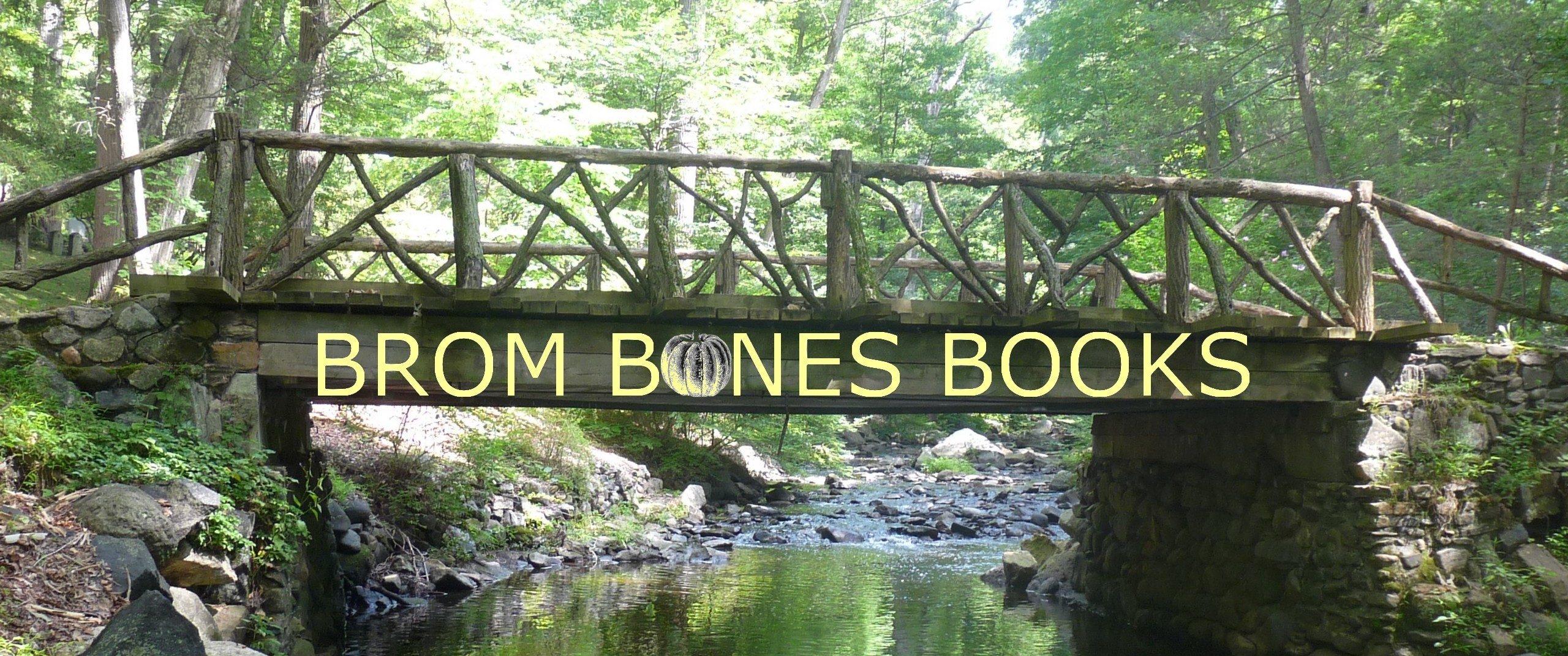 BROM BONES BOOKS