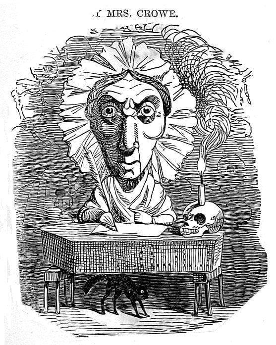 Crowe Caricature