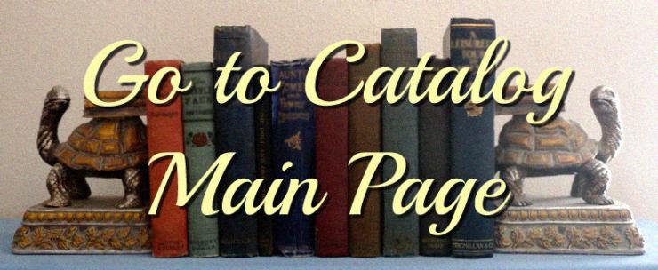 Catalog Main Page banner