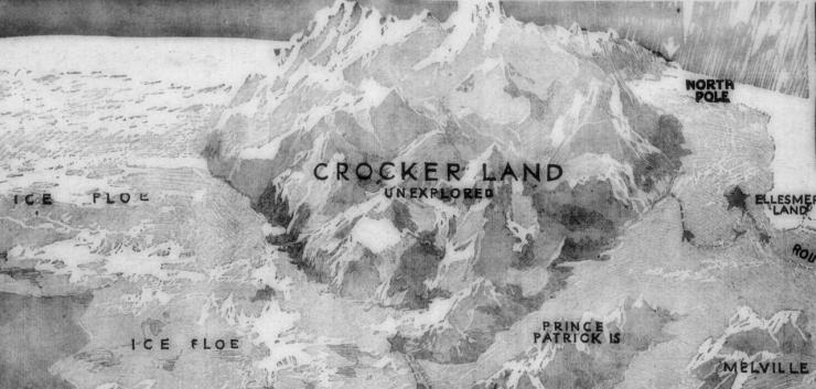 Crocker Land Depicted