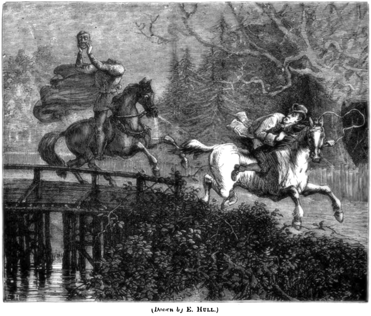 E. Hull from Cassel's Illustrated Readings