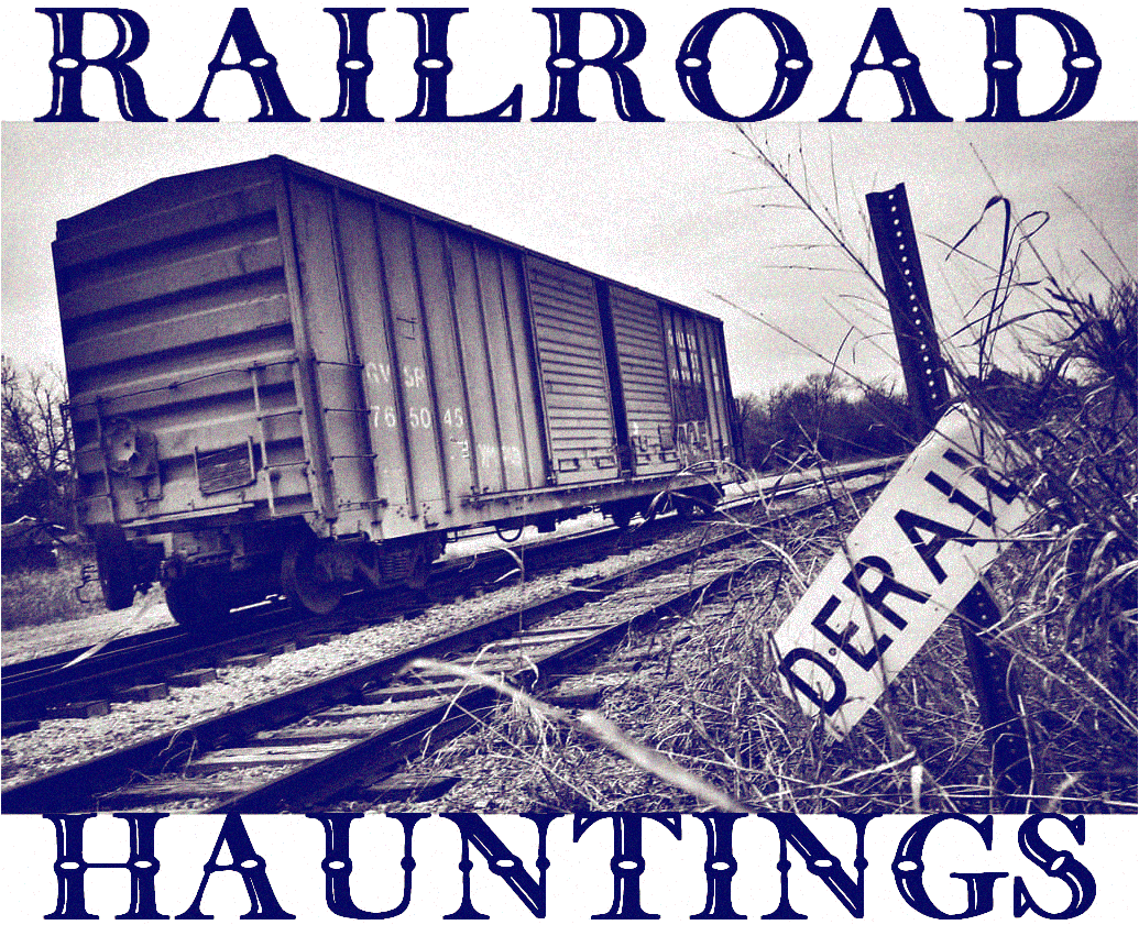 Haunted Railroads You Can Visit X